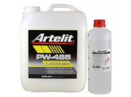 Lakier poliuretanowy wodny dwuskładnikowy PW-465