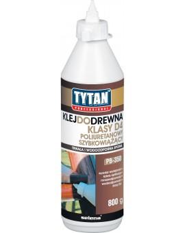 Klej poliuretanowy do drewna klasy D4 TYTAN PB-350