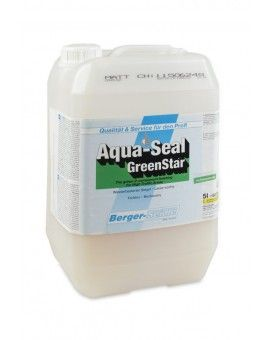 Lakier Berger Aqua-Seal GreenStar 5,5L