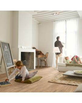 Quick-Step - Dąb piłowany naturalny deska - Perspective wide