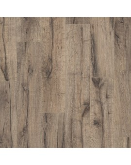 Quick-Step - Dąb brązowy regenerowany deska - Perspective wide